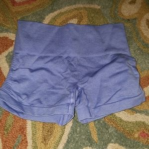 Lululemon seamless shorts